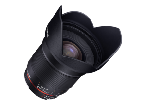 Samyang 16mm f/2 ED AS UMC CS - Canon EF-S4