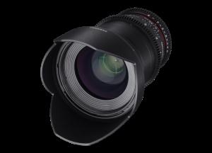 Samyang 35mm T1.5 VDSLR AS UMC II - Canon EF3