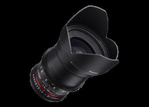 Samyang 35mm T1.5 VDSLR AS UMC II - Canon EF4