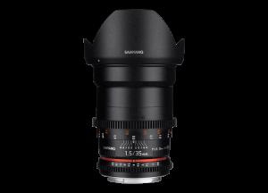 Samyang 35mm T1.5 VDSLR AS UMC II - Canon EF0
