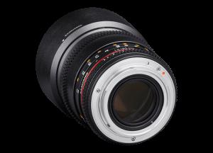 Samyang 85mm T1.5 VDSLR AS IF UMC II - Canon EF - Cine Lens [2]