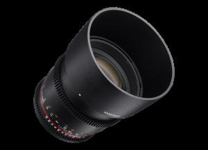Samyang 85mm T1.5 VDSLR AS IF UMC II - Canon EF - Cine Lens [4]