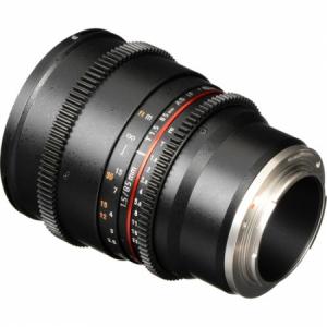 Samyang 85mm T1.5 VDSLR AS IF UMC II - Sony FE4