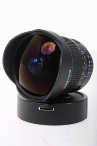 Samyang 8mm F3.5 , montura Sony E - (S.H.)1