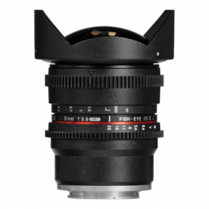 Samyang 8mm T3.8 VDSLR CSII - obiectiv Fish-eye montura Sony E1