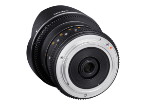 Samyang 8mm T3.8 VDSLR UMC Fish-eye CS II - Nikon F - Cine Lens2