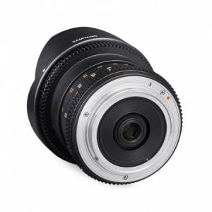Samyang 8mm T3.8 VDSLR UMC Fisheye CS II - Fujifilm X2