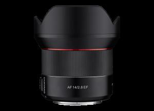 Samyang AF 14mm f/2.8 EF - Canon EF1