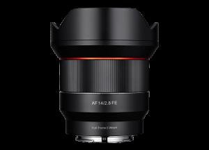 Samyang AF 14mm f/2.8 - Sony E1