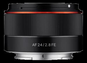 Samyang AF 24mm F2.8 - Sony FE0