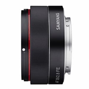 Samyang AF 35mm F2.8 - Sony FE, Negru1