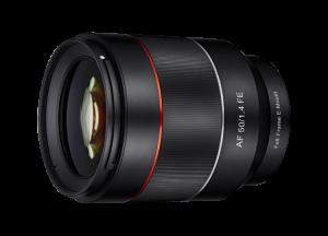 Samyang AF 50mm F1.4 - Sony E 1