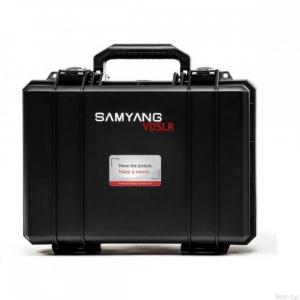 Samyang Hard Case , geanta transport obiective0