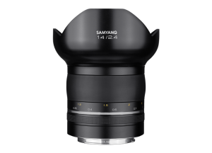 Samyang XP 14mm f/2.4 - Canon EF - Premium Manual Focus1