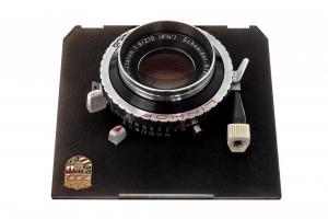 Schneider-Kreuznach Repro-Claron 210mm f/9 pentru Linhof (S.H.) [3]