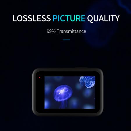 Set de folii de protecție a ecranului ultra transparente pentru Gopro9 - GP-FLM-902 [6]