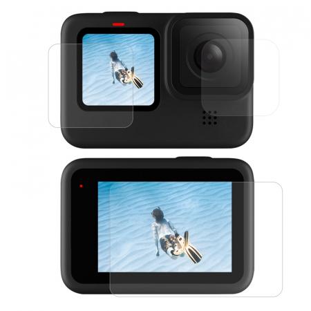 Set de folii de protecție a ecranului ultra transparente pentru Gopro9 - GP-FLM-902 [13]