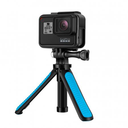 Mini trepied portabil Selfie Stick telescopic pentru GoPro Hero 9, DJI Osmo Action - OA-SJJ-001 [1]