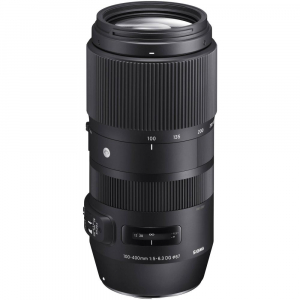 Sigma 100-400mm f 5-6.3 DG OS HSM - Canon EF [0]