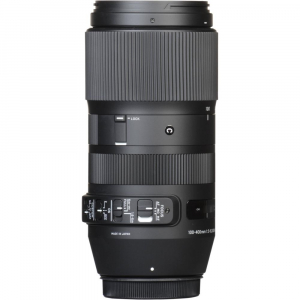 Sigma 100-400mm f 5-6.3 DG OS HSM - Canon EF [4]