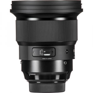 Sigma 105mm f/1.4 DG HSM ART -   obiectiv Mirrorless montura Panasonic L2