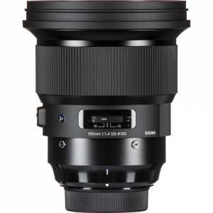 Sigma 105mm f/1.4 DG HSM ART -   obiectiv Mirrorless montura Panasonic L1