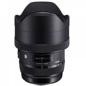 Sigma 12-24mm f/4 DG HSM Art - Canon EF0