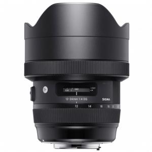 Sigma 12-24mm f/4 DG HSM Art - Canon EF1