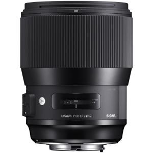 SIGMA 135mm f/1.8 DG HSM ART- Canon EF [1]