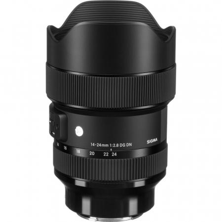 Sigma 14-24mm F2.8 DG HSM ART - obiectiv Mirrorless montura Sony E [0]