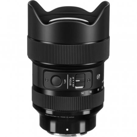 Sigma 14-24mm F2.8 DG HSM ART - obiectiv Mirrorless montura Sony E [1]