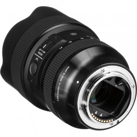 Sigma 14-24mm F2.8 DG HSM ART - obiectiv Mirrorless montura Sony E [2]