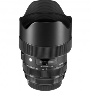 Sigma 14-24mm F2.8 DG HSM Art - Obiectiv pentru Nikon FX1