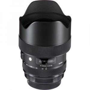 Sigma 14-24mm Obiectiv Foto DSLR F2.8 DG HSM Montura Canon EF2