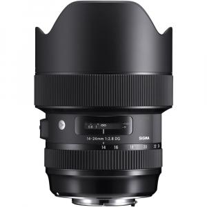 Sigma 14-24mm Obiectiv Foto DSLR F2.8 DG HSM Montura Canon EF0