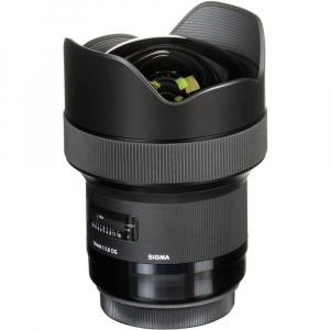 SIGMA 14mm f/1.8 DG HSM ART- Canon EF8