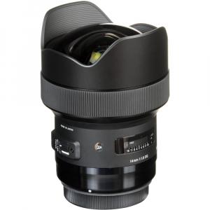 SIGMA 14mm f/1.8 DG HSM ART- Canon EF7