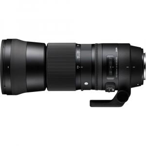 Sigma 150-600mm f/5-6.3 DG OS HSM Canon - Contemporary + teleconvertor Sigma 1.4x TC-14012
