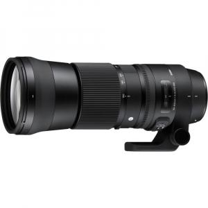 Sigma 150-600mm f/5-6.3 DG OS HSM Canon - Contemporary + teleconvertor Sigma 1.4x TC-14011
