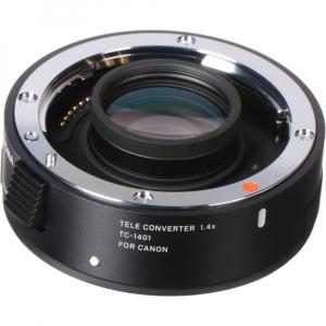 Sigma 150-600mm f/5-6.3 DG OS HSM Canon - Contemporary + teleconvertor Sigma 1.4x TC-14018