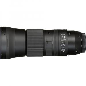 Sigma 150-600mm f/5-6.3 DG OS HSM Canon - Contemporary + teleconvertor Sigma 1.4x TC-14013