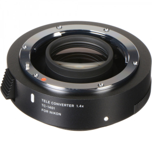 Sigma 150-600mm f/5-6.3 DG OS HSM Nikon - Contemporary + teleconvertor Sigma 1.4x TC-14019