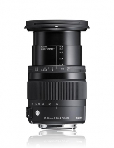 Sigma 17-70mm f/2.8-4 DC Macro OS HSM  -  Contemporary  pt Canon EOS1