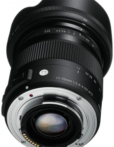 Sigma 17-70mm f/2.8-4 DC Macro OS HSM  -  Contemporary  pt Canon EOS5