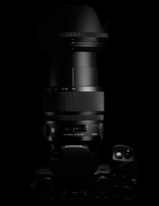 Sigma 24-105mm f/4 DG OS HSM ART - montura Canon EF1