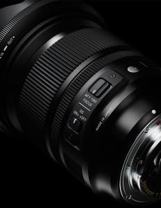 Sigma 24-105mm f/4 DG OS HSM ART - montura Canon EF2