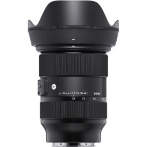 Sigma 24-70mm f/2.8 DG DN ART - obiectiv Mirrorless montura Panasonic L0