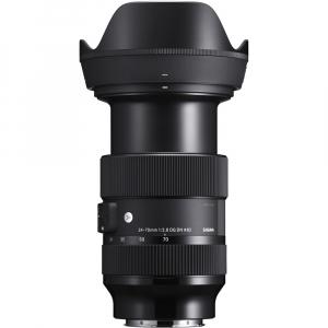 Sigma 24-70mm f/2.8 DG DN ART - obiectiv Mirrorless montura Panasonic L2
