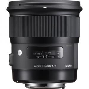 Sigma 24mm f/1.4 DG HSM ART - montura  Nikon1