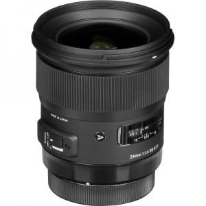 Sigma 24mm f/1.4 DG HSM ART - montura  Nikon2